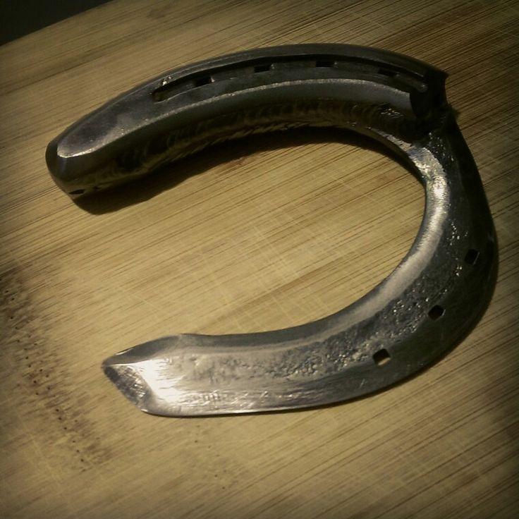Horseshoe knife, horse knife, horse decor, unique knives, hook knife, metal art…