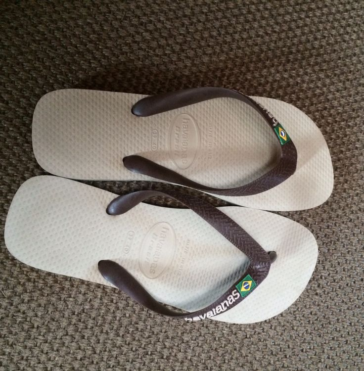 And 3rd pair - love 'em #havaianas