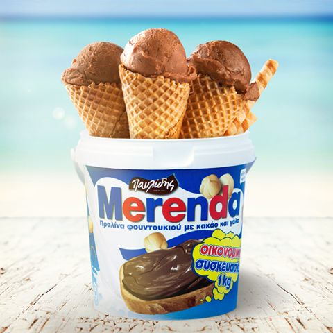 Summer in the city?! Try this amazing Merenda Ice cream / hazelnut & chocolate Ice cream recipe and will take you directly in an exotic place grin emoticon  Have your Merenda Ice cream ready in a day! Find Merenda spread for the ice cream recipe in our Sweets & Chocolate section! https://www.agoragreekdelicacies.co.uk/blog/cat/recipes/post/chocolate-merenda-ice-cream/