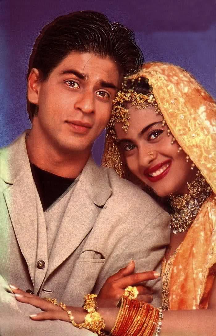Shah Rukh Khan and Kajol - Kuch Kuch Hota Hai (