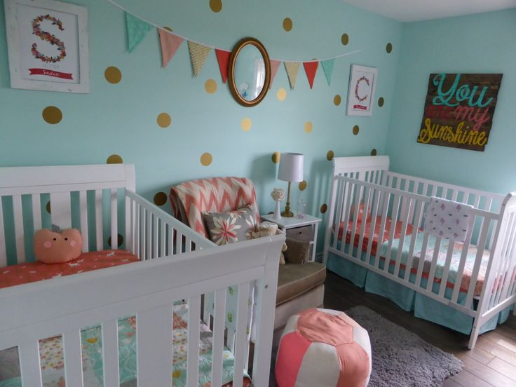 Baby Room Ideas For Twins Picture 2018