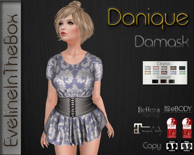 Danique Damask