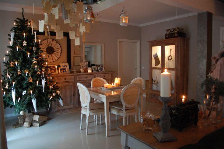http://cuorecoccolebyfrancy.blogspot.it/ La mia casa a Natale 2013