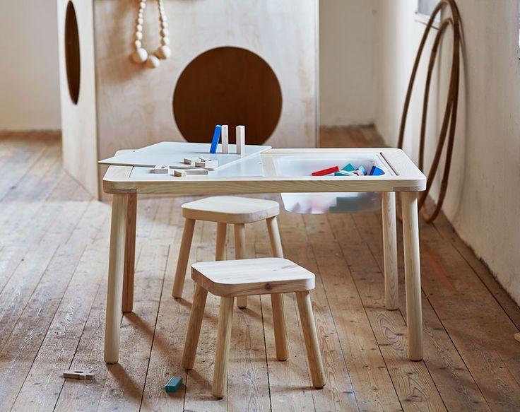 IKEA press | FLISAT Collection for kids April 2016 | via Elle Decoration