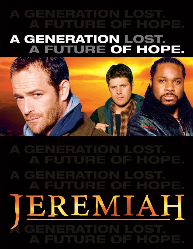 Jeremiah - good show, stick with it until Episode 3 of the first season.