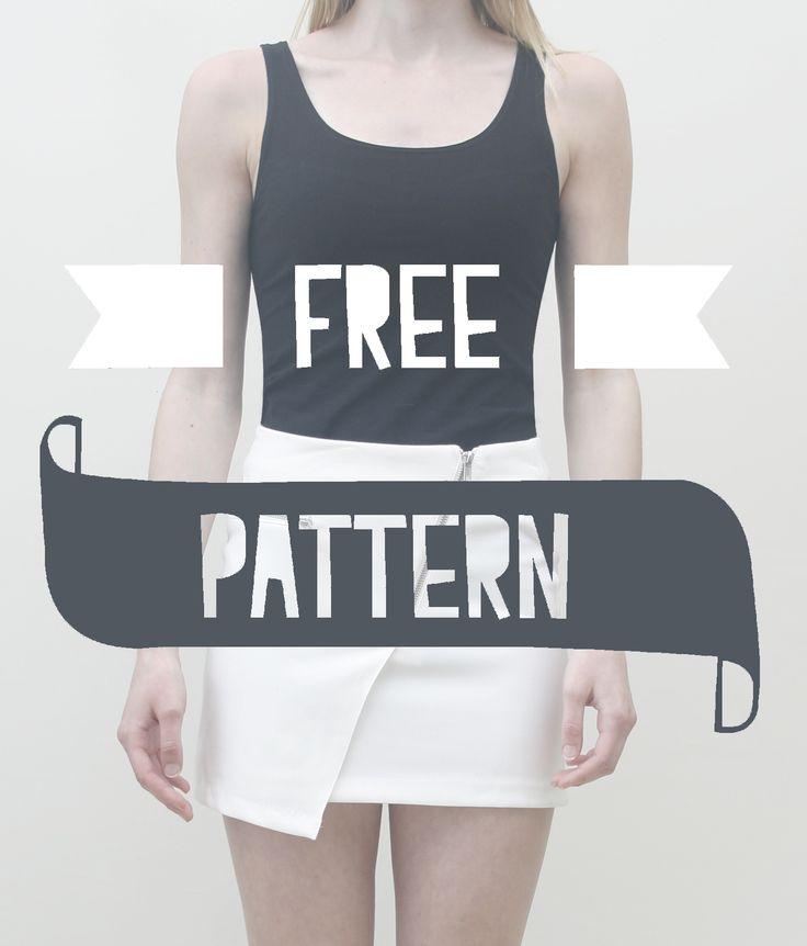 Me & Sew: LOOSE TOP - FREE PATTERN