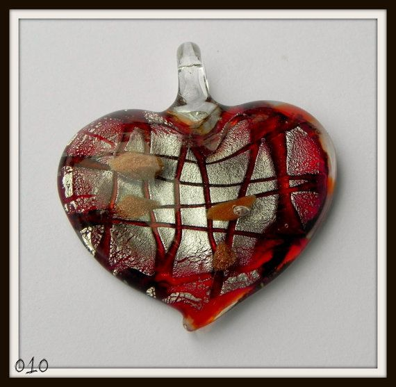 Little heart from murano 415 pinterest redscarlet murano glass love heart mozeypictures Image collections