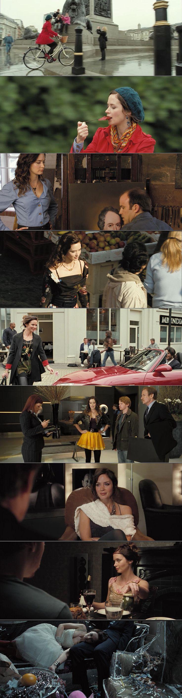Emily Blunt's fashion in Wild Target (2010)