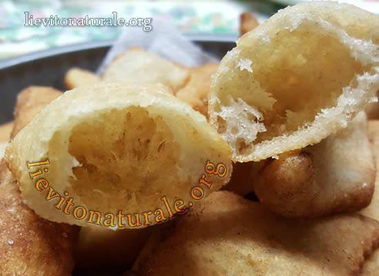 Panzanelle, Sgabei, Pasta di pane fritta