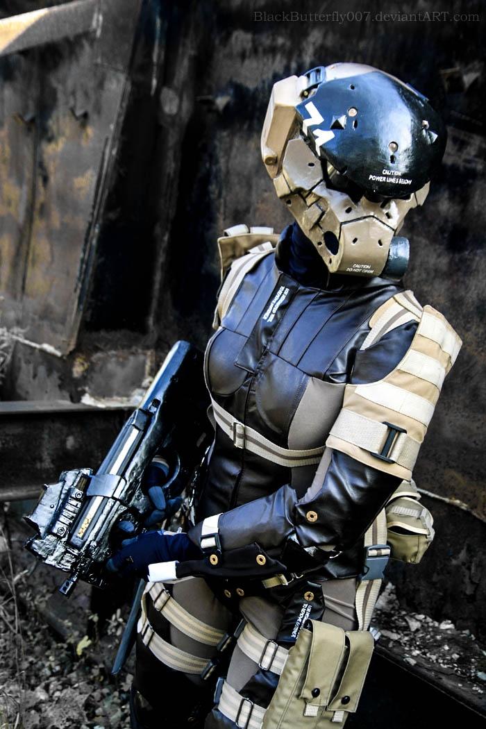 Haven Trooper from Metal Gear Solid 4