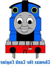 thomas de trein kleurplaat - Google zoeken