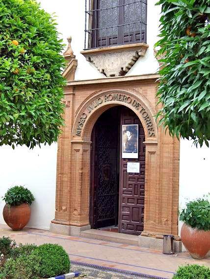 Cordoba Museo Julio Romero de Torres