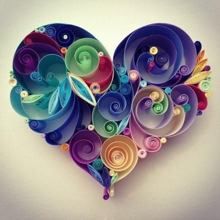 You can make the most BEAUTIFUL creations with these handy tools for quilling.