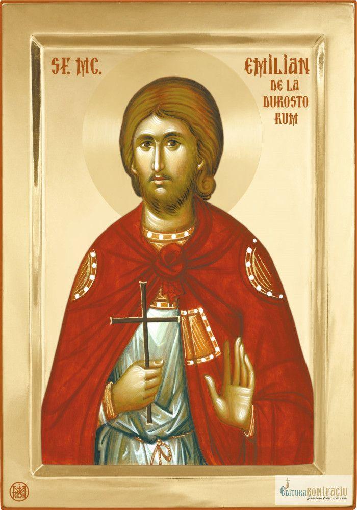 Saint Aemilianus of Durostorum (July 18) / Άγιος Αιμιλιανός