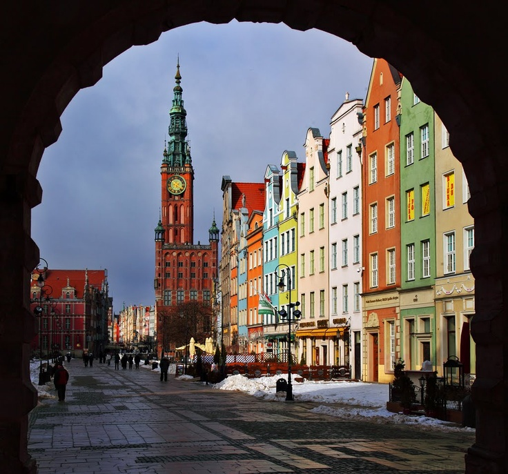 Gdansk Polska (Fotoğraf 9 de 23 fotoğraf(s)).