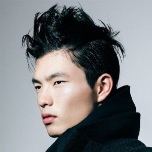 The Best Asian Men Hairstyles Ideas On Pinterest Asian Man - Asian quiff hairstyle