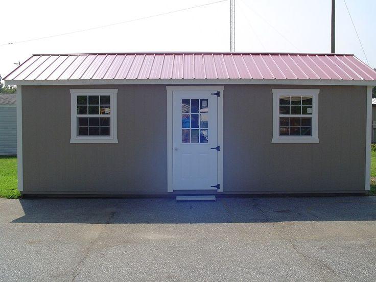 12 x 24 Cottage Sheds Direct Inc.  www.shedsdirectnc.com