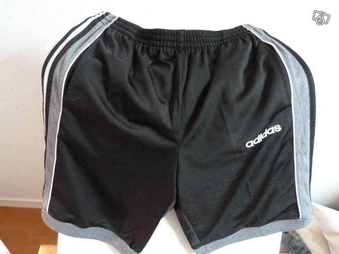 Short noir adidas Vêtements Morbihan - leboncoin.fr €5
