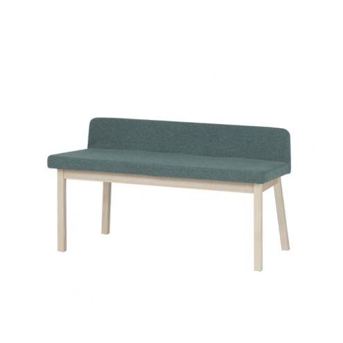 ベンチは優秀だ。椅子よりも場所をとらないうえにたくさん座れ、椅子4つよりも空間に変化が生まれるから、それだけでお洒落なダイニングになるような。カフェスタイルだってお手のもの!そんなベンチのなかでも、空間を広く見せてくれる背もたれのないベンチ。彼には1つだけ欠点がある。長所がゆえの欠点。それは背もたれがないから、身体をあずけられず、どこか不安定になってしまうこと。そんな背なしベンチ君への声を受けて立ち上がったのが、このhangベンチ。ふつうよりもぐっと高さを抑えた背もた...