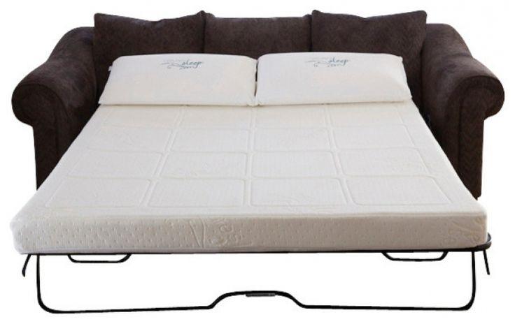 memory foam sleeper sofa gel memory foam sofabed sleeper replacement mattress modern