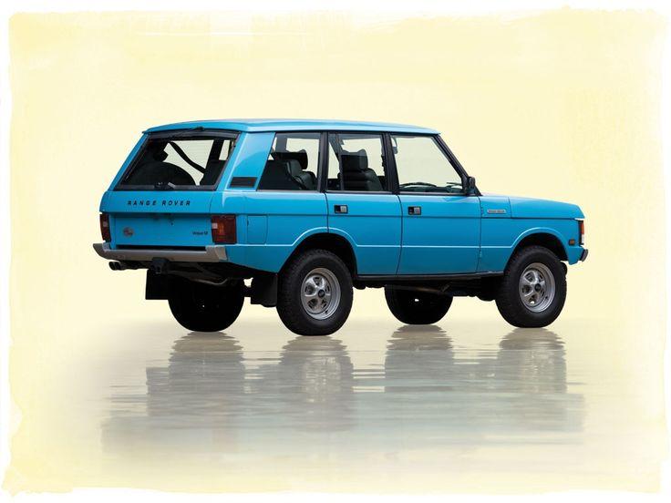 1987 Land Rover Range Rover | Classic Driver Market