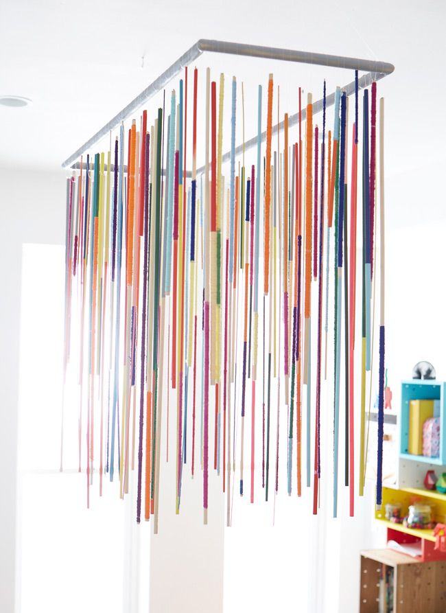 By Sara Polacek, Interiors & Event Design Manager When we set out to transform a formal dining room into a playroom, we wanted to keep the overall layout of the dining room so the space could s...