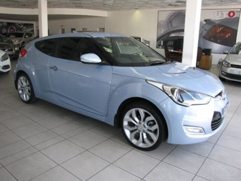 2014 Hyundai Veloster 1.6 GDi Executive - 6 Speed Manual - 103kW - R 239 900 with only 19 394 kms. Black Leather seats - Rear PDC with Reverse Camera -Touch Screen Multi Media system for Radio/CD/Aux, IPod/USB and Bluetooth - Cruise Control. Balance of 5 Year Roadside assistance - Balance of 5 Year / 150 000 kms Factory warranty. PRESTIGE AUTO SALES, 733 Govan Mbeki Avenue, North End, Port Elizabeth. Contact: Karen Gouws: 082 7514596