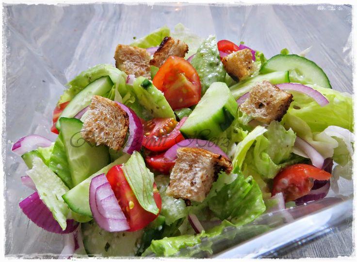 Rezepte mit Herz: Olive Garden Salat