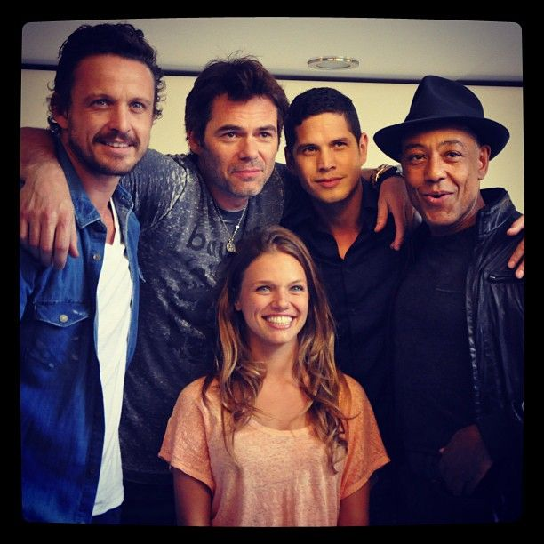 Cast of #Revolution #nbcrevolution