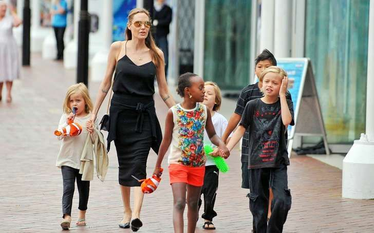 When it comes to children Angelina Jolie and Brad Pitt are no less than Muhammad Ali, the greatest. Sure, they do not have nine biological children but they do have six and that's quite a handful.