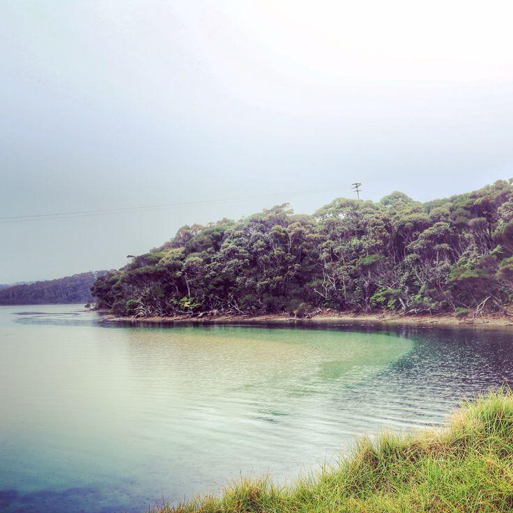 Bermagui River, New South Wales, Australia