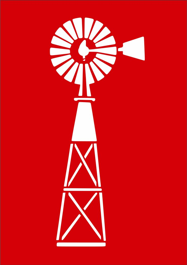 CODE: AW002. NAME: Windpump Traditional SIZE: A4, A5 & A6. Available from RD Designs. Contact: renchea@rddesigns.co.za.