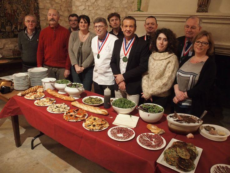Château-Virant : Une journée gastronomique organisée par l'Académie Nationale de Cuisine
