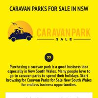 Infographic: Caravan Parks for Sale in NSW | New South Wales