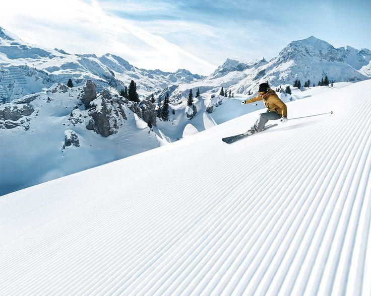 Ski Arlberg - Die Wiege des Skilaufs
