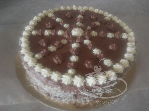 Торт Киевский домашний от Натали (эксперимент)