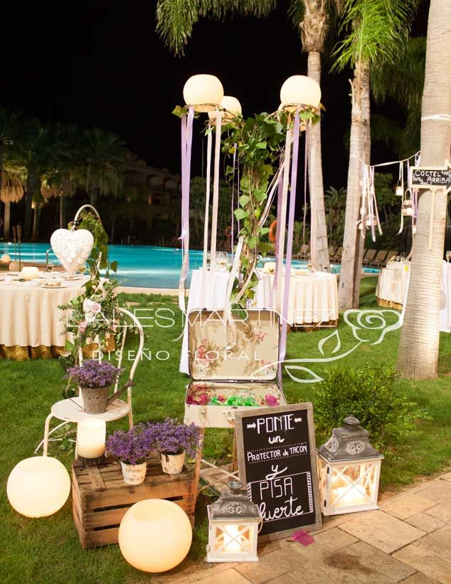 1000 images about decoraciones de lales mart nez dise o for Decoracion bodas