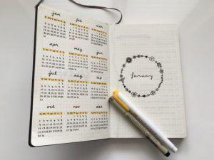 ideas calendario