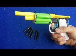 ペットボトルで作れる空気砲や車、新聞紙や紙で作れる剣など楽しく遊べる男の子のおもちゃをご紹介します! 動画を見ながら、お家にある身近な材料で作れますよ★