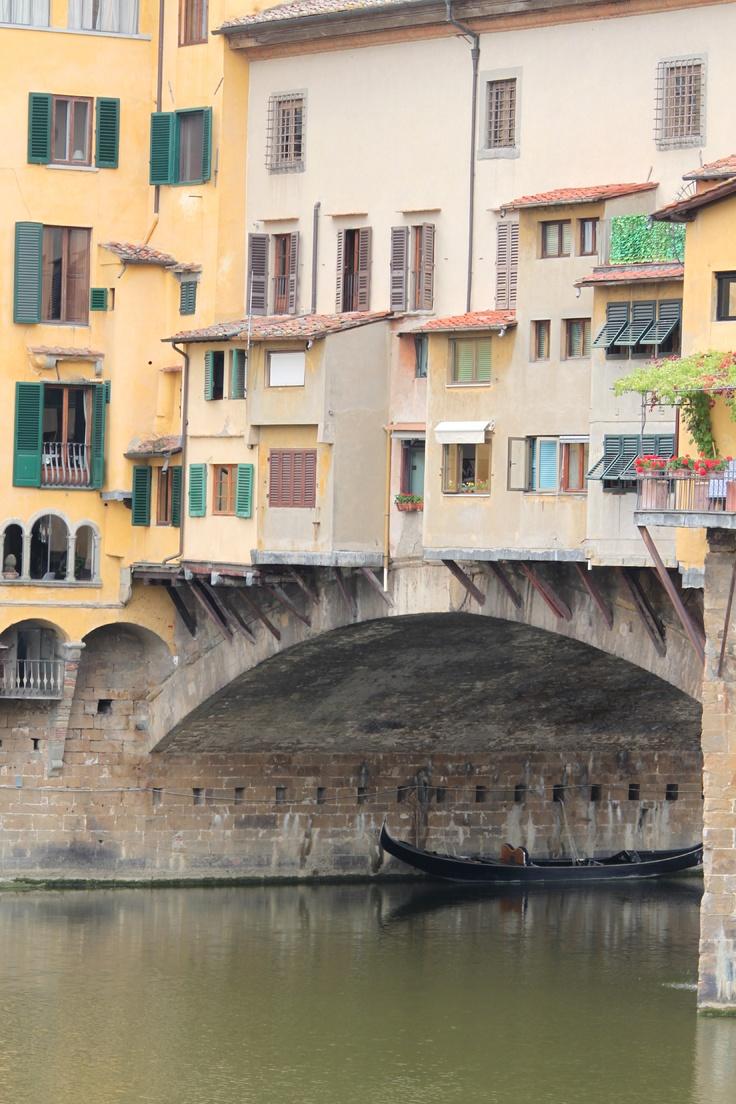 Florence puente viejo