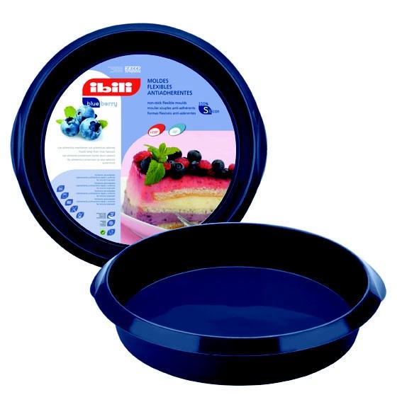 Este molde de silicona te permitirá cocinar más facilmente todos tus pasteles.Un molde flexible, adaptable i fácil de manejar que te permite sacar tus pasteles con una mayor facilidad.  14.50€
