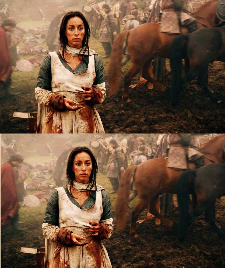 Jeyne Westerling / Lady Talisa [Oona Chaplin] from Game of Thrones