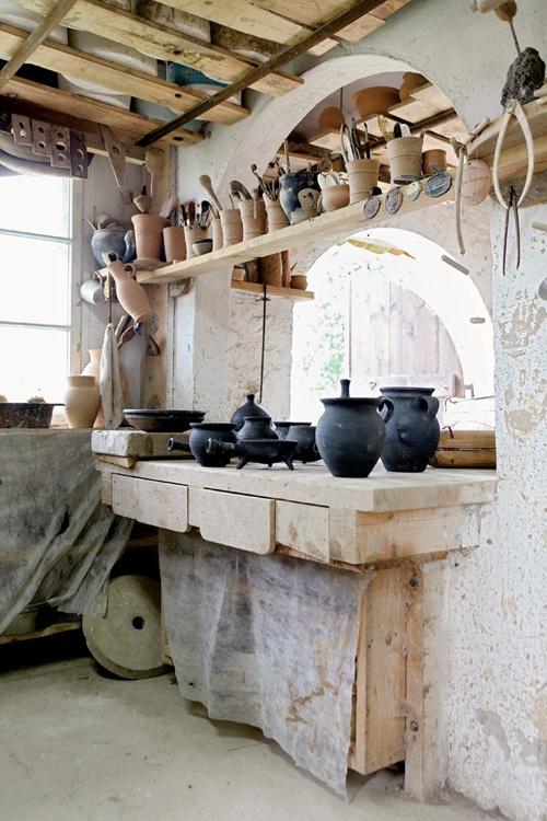 W garncarstwie jest magia - garncarstwo - Kocham wieś