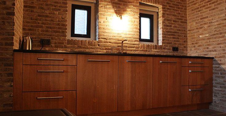 Kleur hout - Ruitenberg interieurbouw V.O.F. Putten