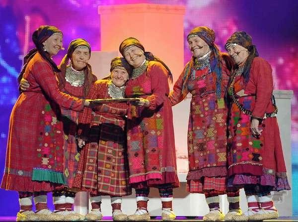 """So - ein wenig European Song Contest: Mütterchen Russland -- """"Buranowskije Babuschkije"""""""