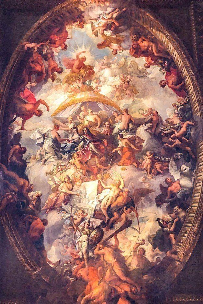 Pin By Pseudos On Pintura Baroque Painting Renaissance Art Paintings Rennaissance Art