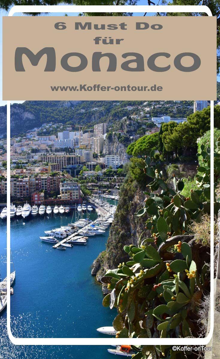 Die besten Tipps für Deinen Ausflug nach Monaco. Schau mal rein! – Koffer on Tour – Reiseblog