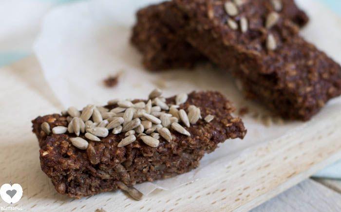 SPORTRECEPT: Chocolade Havermout Sportreep - Bioteaful