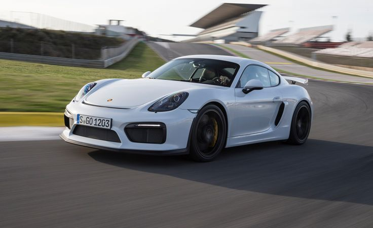 2016 Porsche Cayman GT4 First Drive – Review – Car and Driver