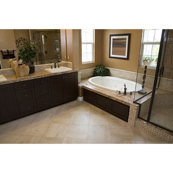 Bathroom Colors With Black And White Tile: Bathroom Color Schemes